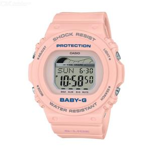 Fashion Casio Baby-G BLX-570-4 Digital  Watch Water Resistant  And  Shock  Resistant  Sport  Watch  For  Women - Pink