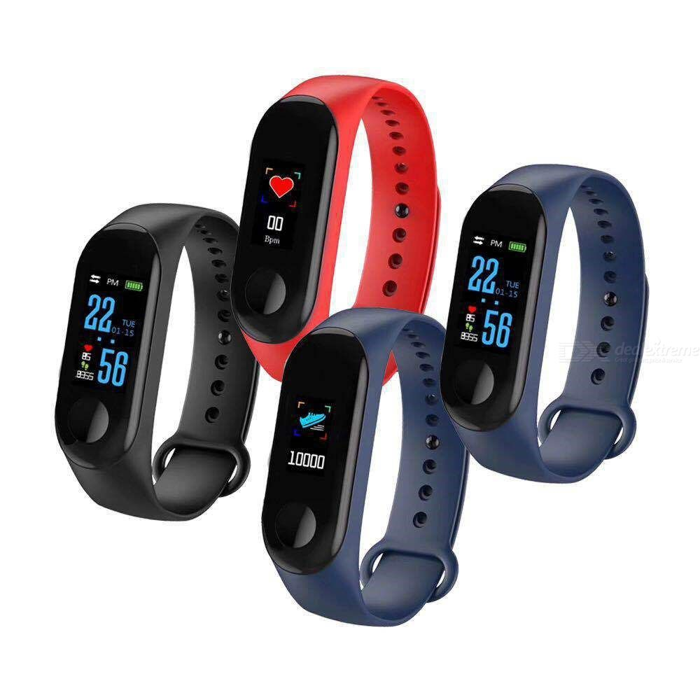 M3C Smart Bluetooth Bracelet Blood Pressure Monitoring Sports Watch For Women