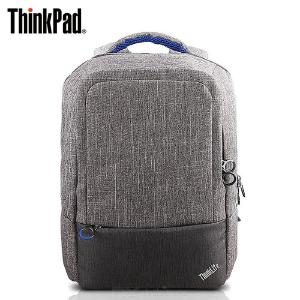 Lenovo ThinkLife NAVA Series Backpack Fashion Casual Travel Backpack with Earphones Hole Charging Port for Men Women - Gray