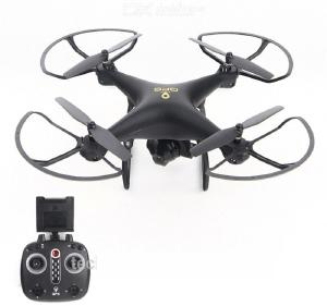 WiFi FPV Drone with 720P HD Camera with Altitude-holdGravity SensorFollow me ModeOne Key Takeoff