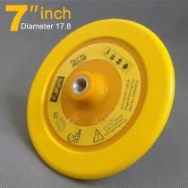 7-Inch-Soft-Backing-Pad-With-Hook-And-Loop-Electric-Polisher-Sanding-Polishing-Pad-M14-Thread