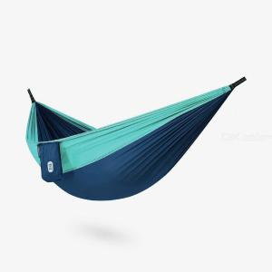 Xiaomi Youpin Portable Folding Hammock Swing Bed Outdoor Parachute Fabric Hammocks