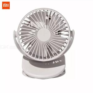 Original Xiaomi Clip-on Fan 360 Degree Rotating Mini 3 Speed Handheld USB Electric Fan For Office Home