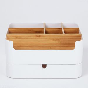 Original Xiaomi Youpin Storage Box Multi-function Double Layered Drawer
