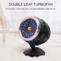 USB-Air-Conditioner-Fan-Portable-Personal-Cooling-Fan-With-2-Speed-Settings