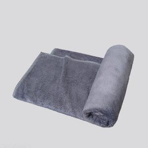Thick Car Cleaning Cloth 400GSM Microfiber Clean Towel 33cm X 65cm