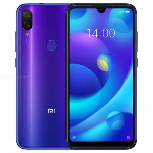 Xiaomi Mi Play 4G 5.8 Inch Android 8.1 Cell Phone 4GB RAM 64GB ROM 12.0MP  12.0MP Rear Camera Face ID - Global Version