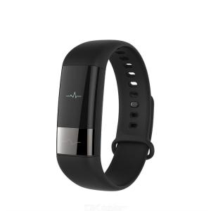 Original Xiaomi AMAZFIT Fitness Tracker Bluetooth 4.0 Smart Bracelet With Touch Screen Heart Rate Sleep Monitor - Black