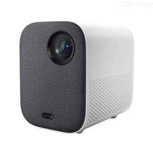 Original Xiaomi Mijia Mini Projector Mount Projection 1080P 500 ANSI Lumens MIUI TV HDR10 2.4G + 5G WiFi