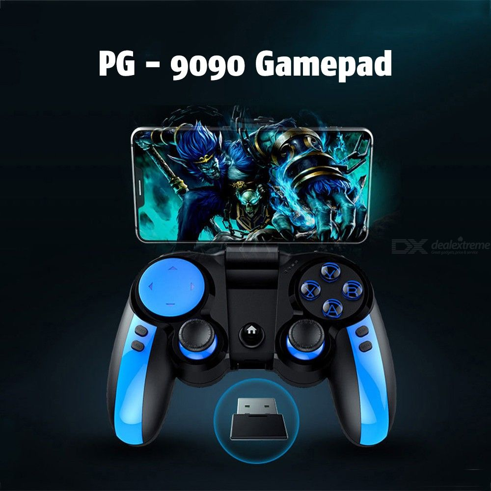 IPEGA PG-9090 Wireless Game Controller 2 4Ghz Bluetooth Gamepad For Android  IOS Smart TV TV Box