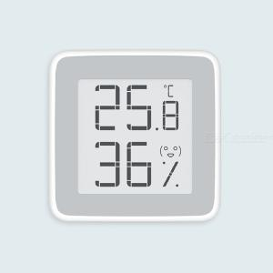 Original Xiaomi Mijia MiaoMiaoCe E-Link INK Screen Display Digital Moisture Meter High-Precision Thermometer Temperature Humidit