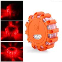 Road Safety Warning Light LED Lights Magnetic Emergency Flashing Lamp With Hook