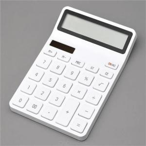 Original Xiaomi Youpin LEMO Calculator 2-mode 12-bit Desktop Calculator