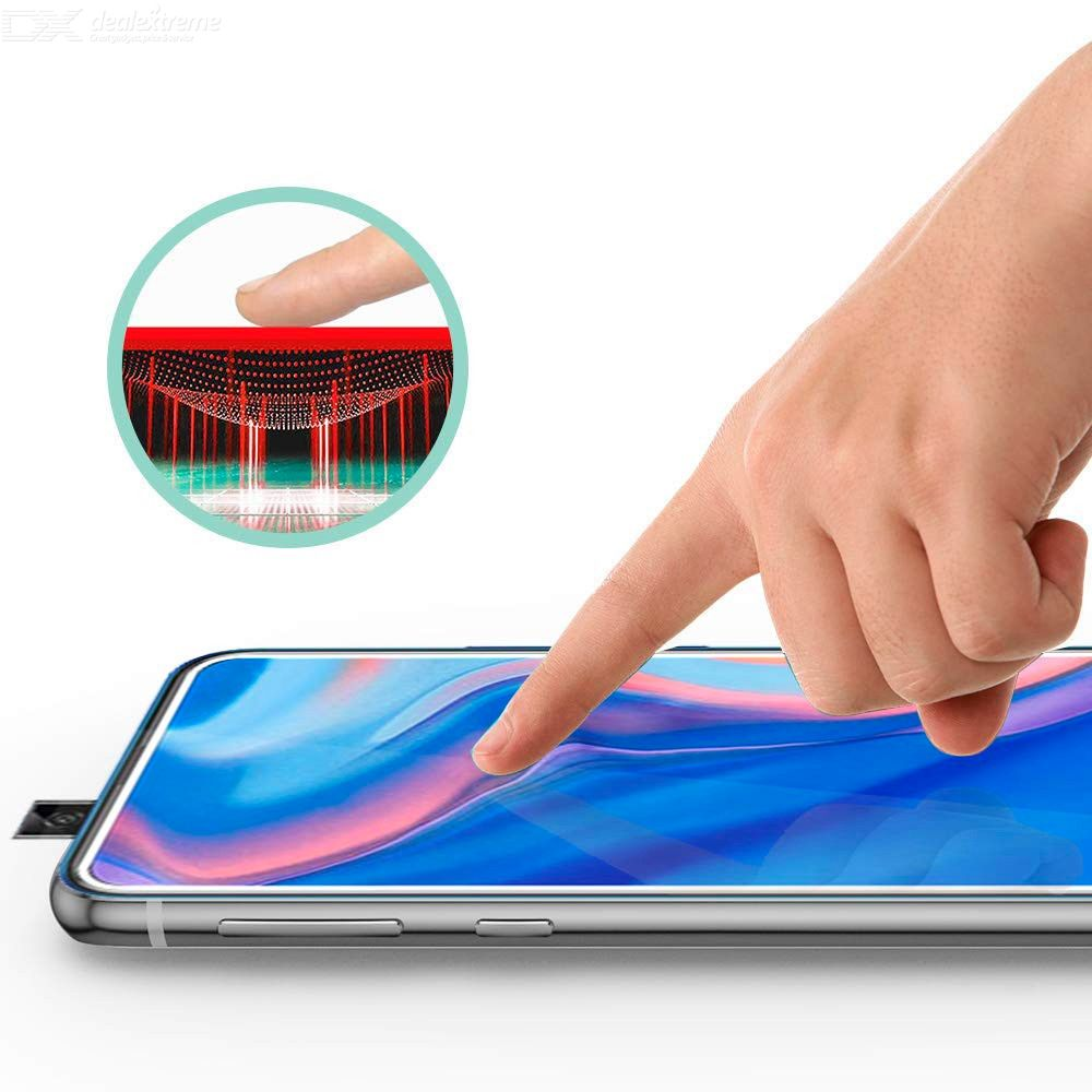 Naxtop 2.5D Tempered Glass Screen Protector For Huawei P Smart Z
