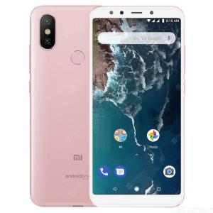 Xiaomi Mi A2 Global Version 4G Unlocked Smartphone 6 Inch 4GB RAM 64GB ROM Android 8.1 Snapdragon 660 Octa Core 12.0MP + 20.0MP