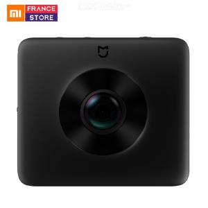 Xiaomi Mijia Mi Sphere 360 Degree Camera Panoramic Camera Sport Action Cam Ambarella A12 3.5K Video Recording 23.88MP