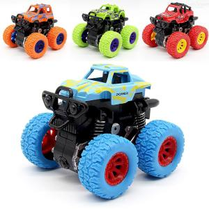 Childrens Off-road Vehicles Rotatable Toy Car For Kids And Toddlers 8.5 X 9 X 7.5cm
