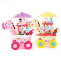 Childrens-Toy-Food-Cart-Pretend-Play-Ice-Cream-Candy-Street-Cart-With-Sound-And-Light