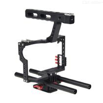 Camera-Cage-Aluminum-Alloy-Handheld-DSLR-Camera-Cage-Rig-for-A7-GH4
