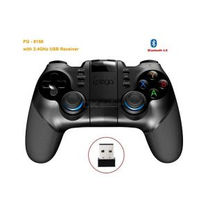 IPEGA PG-9156 Bluetooth Gamepad Wireless Game Controller With Phone Stand Compatible With Smart Phone TV PC TV Box
