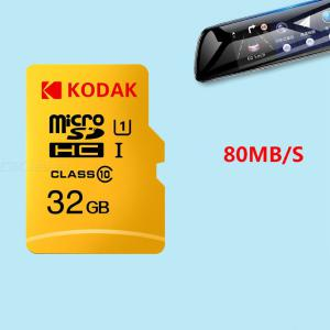 Kodak Memory Card 32GB SDXC UHS-I Class 10 Micro SD Card Support 4K Video Recording