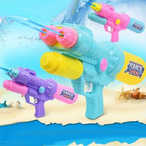 Summer Children Pistol Toys Kids Entertaining Double Nozzle Water Gun​ Beach Water Toy For Outdoor Sports Game
