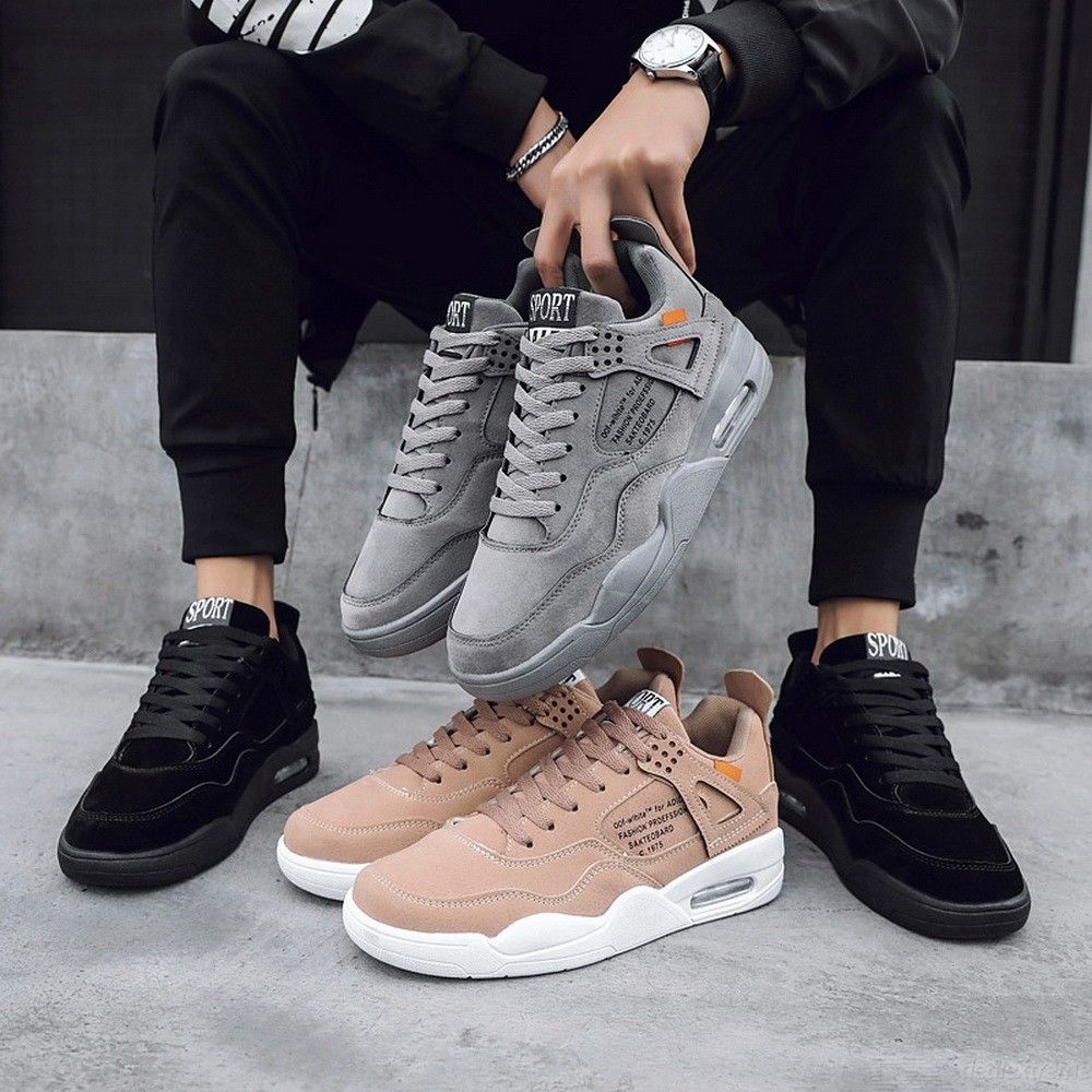 Mens Sneakers Adult Casual Fashion Lace