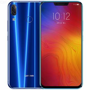 Lenovo Z5 Mobile Phone Octa Core 6GB 64GB 19:9 Full Screen Phone Android 8.1 4G LET Dual Sim Cards Smart Cellphone Blue