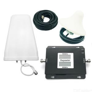 Cell Phone Signal Booster Dual Band CDMA800+GSM900 Repeater