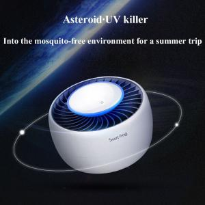 Mosquito Killer Lamp - Bug Zapper Light Bulbs, Blue UV LED Electronic Insect And Fly Killer With USB Charger