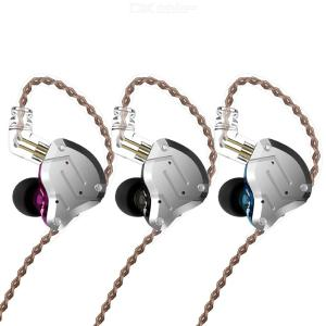 KZ ZS10 Pro In-ear Sports Earphones 4BA+1DD Noise Reducting Earphones