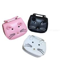 Lovely-Cat-Handbag-PU-Leather-Purse-Cute-Animal-Design-Bags-For-Girls