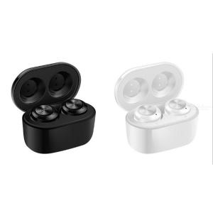 Bluetooth 5.0 Wireless Earphones TWS Water Resistant Noise Reduction 3D Stereo Earbuds With Mic Charging Case