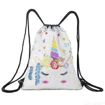Sequin-Unicorn-Drawstring-Bags-Outdoor-Sport-Backpack-Travel-Bag-For-Women-Girls