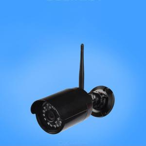 CA-R18A-R Wireless 720P HD Security Camera Outdoor Surveillance WiFi Camera Waterproof Asset Monitor With Night Vision - Black