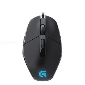 Logitech G302 Wired Gaming Mouse With Breathe Light 4000dpi USB Interface Support Office Test For PC Game Windows1087 Mice