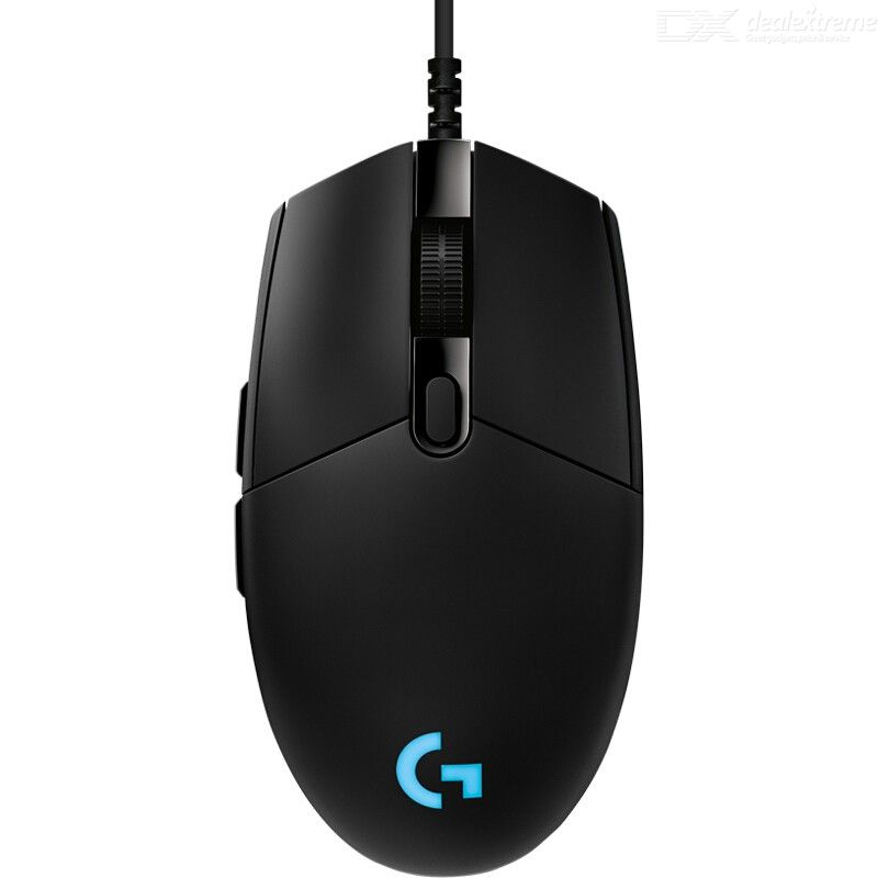 Logitech G Pro Wired Gaming Mouse With HERO Sensor, 16K RGB Professional  E-sports Mouse For E-sports Gamer