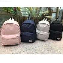 Fashionable-Classic-Solid-Color-Backpack-Casual-Practical-Shoulder-Bag-With-Flap-Pocket-For-Teenage-Girls-Ladies
