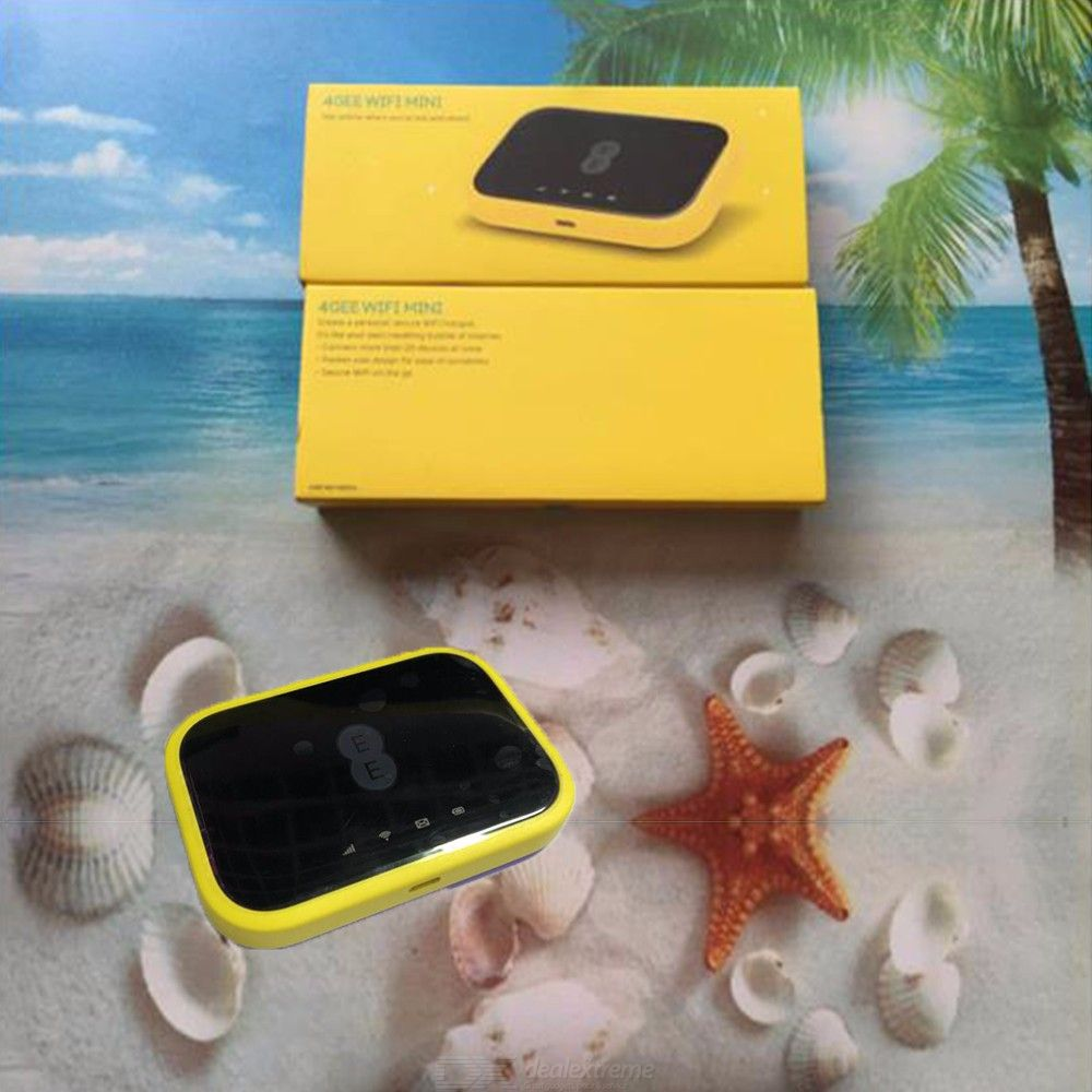 Alcatel ONETOUCH EE70 4G Wireless Wifi Router 600Mbps