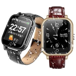 Smart Positioning Watch With GPS WIFI Blood Pressure Heart Rate Monitoring Waterproof Phone