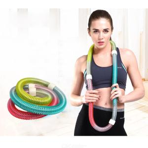 Spiral Hula Hoop Creative Soft Hula Hoop For Exercise Workout
