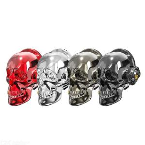 Creative Skull Bluetooth Speaker Portable Bluetooth Wireless Speaker With Stereo Sound