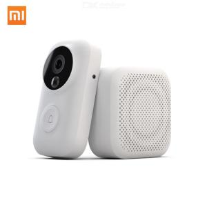 Original Xiaomi Zero AI Face Identification 720P IR Night Vision Video Doorbell Set