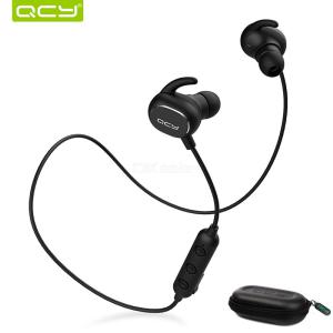 QCY QY19 Sports Bluetooth Earphones Wireless Sweatproof Headset Music Stereo Earbuds Bluetooth V5.0 with Microphone