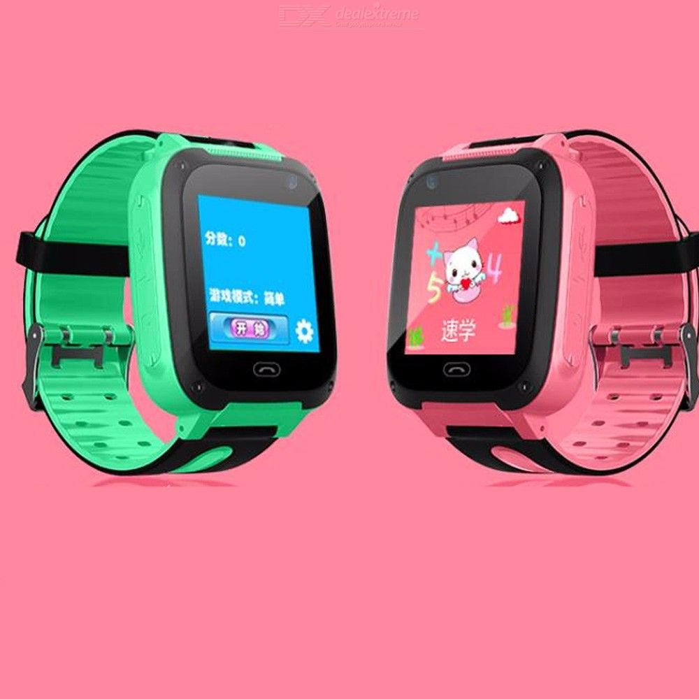 e366c8ff4d1 DS29 Kids Children Bluetooth Smart Watch Phone, Touch Screen Smartwatch  With GPS Positioning Functio