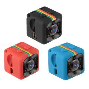 Quelima SQ11 Mini Sports DV Camera 1080P Full HD DVR Cameras