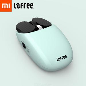 Original Xiaomi Mijia LOFREE Bluetooth Wireless Mouse With 2.4GBluetooth Dual Mode Connection, Unique Gesture Function