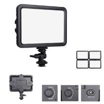 YELANGU-204-LED-Video-Light-Dimmable-Panel-Lights-for-All-DSLR-and-Home-DV-Cameras