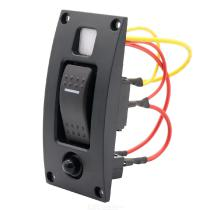 S4125-Marine-(ON)-OFF-Switch-Panel-Curved-Design-Deck-Wash-Control-Panels-with-Circuit-Breaker