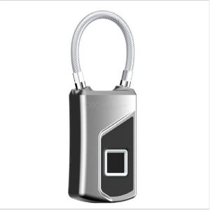 Multifunctional Backpack Padlock Electronic Intelligent Fingerprint Lock Anti-theft Waterproof Lock for Home